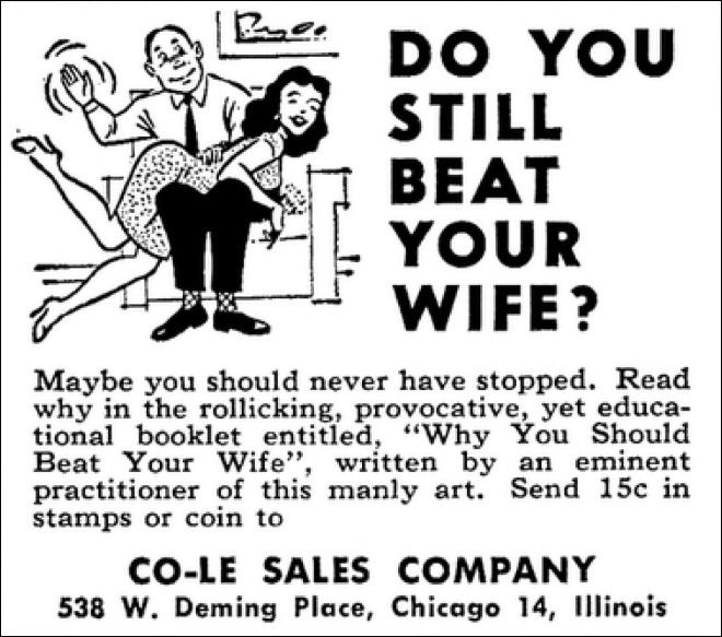 Vintage Ads That Owe Women an Apology