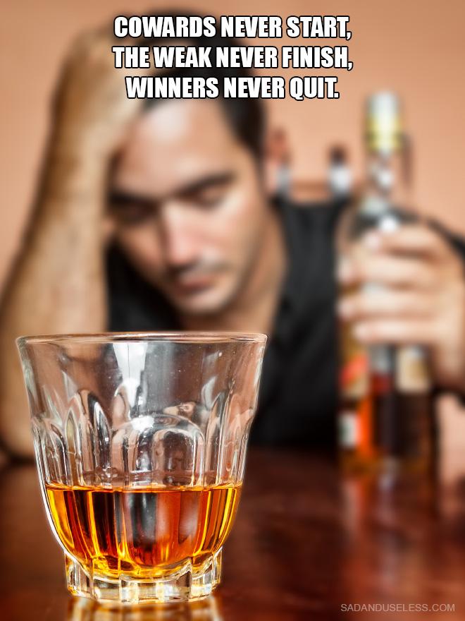 Inspiring Alcoholic Quotes : inspiring, alcoholic, quotes, Inspirational, Quotes, Quitting, Alcohol, Brian, Quote