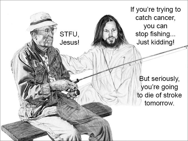 Jesus Being A Jerk Memes