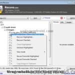 Cara Mengembalikan File Yang Hilang Dengan Recuva