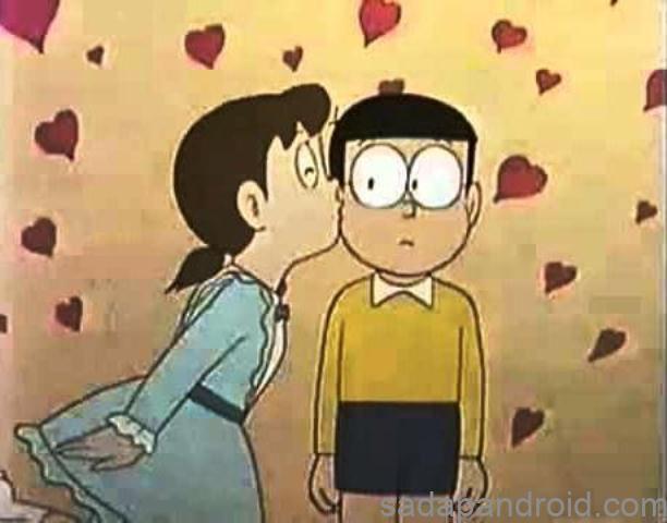 Animasi Nobita Dan Shizuka