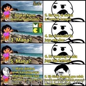 10 Meme Tentang Dora The Explorer Bikin Ngakak Terbaru