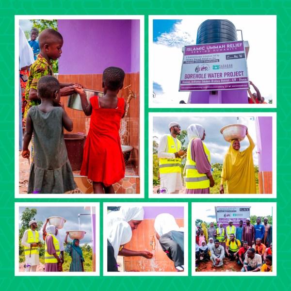 Clean Water Sadaqah Campaign