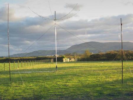 some antennas- GD3RXQ