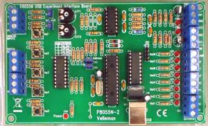 USB board by G8IUD