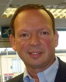 Ian Strachan headshot