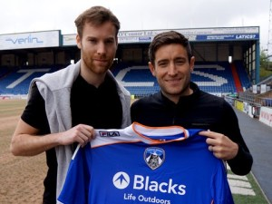 SIGNINGS: Clarke-Harris and Dayton have joined The Latics
