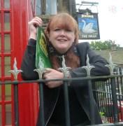 GHOST WRITER: Christine Whitehead