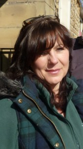 CAMPAIGNER: Mother of two Jill Stanford