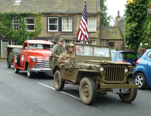 P13 Yanks waggons Dobx