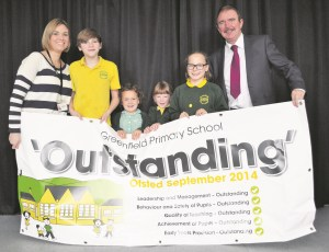 p4 greenfield primary ofsted