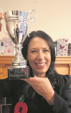 p5 Debbie Abrahams FSB Business Buddy Award