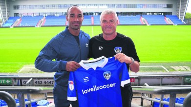 Latics sign Chris O'Grady