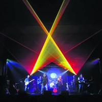 Floyd tribute band land at George Lawton Hall