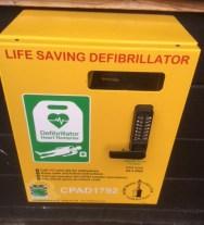 Life Saving Defib
