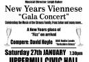 Win tickets to 'New Year's Viennese Gala Concert' with Hepworth Brass Band