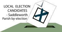 Who gets your vote? – Candidates for Saddleworth Parish Council by-election, Greenfield ward