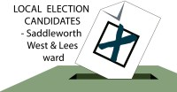 Who gets your vote? – Candidates in Saddleworth West & Lees ward