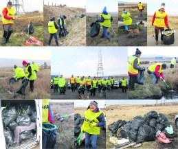 Bash the Trash TTB Volunteers