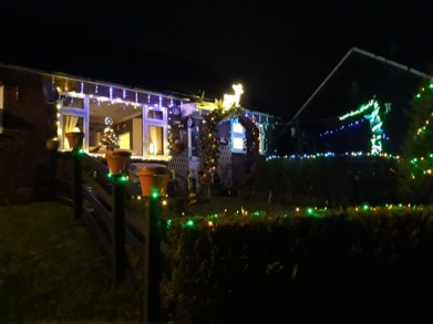 The house of Billy and Jess at Springhead
