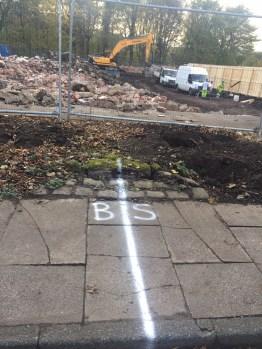 Boundary Stone mark