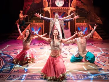 Bring on the Bollywood. Photo by Nicola Young 2