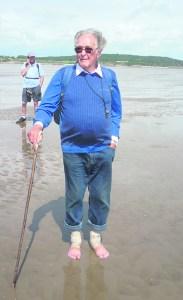 Ccross Bay Walk Cedric