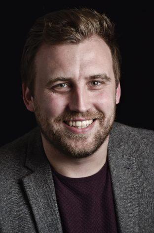 Chris Lawson, Oldham Coliseum Theatre Artistic Director