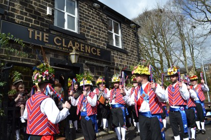 Dancing at the Clarence