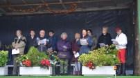 Debbie Abrahams MP gives a reading