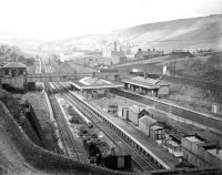 Back on track?  Council chief gives support for re-opening of Diggle Station