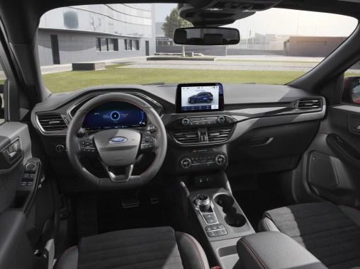 Ford Kuga Hybrid (5)