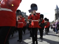 Grenadier Guards come to Uppermill (18)