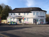 Man charged following armed robbery in Grotton