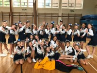 Masterclass helps Saddleworth cheerleaders dance up a Storm