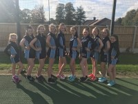 Saddleworth School netballers shoot way to third in county tournament