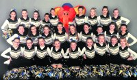Cheerleaders Storm to success at their first national championships