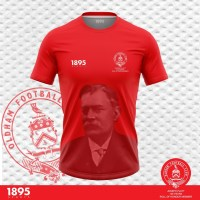 Oldham RLFC launches special tee-shirt