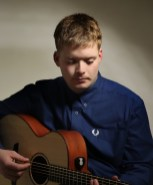 Kieran McMahon, an acoustic indie and folk singer-songwriter from Saddleworth