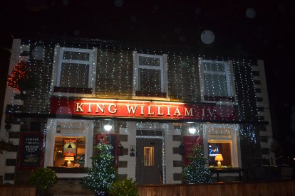 The King William IV in Greenfield