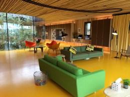 Maggie's Oldham Interior