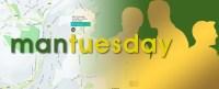 Get talking at Man Tuesdays at Satellite Centre