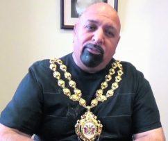 Mayor the Rock