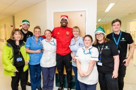 Paul at RMCH