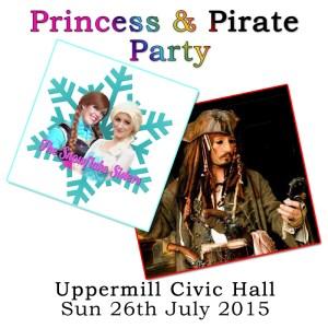 Princess and pirate copy