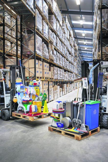 Robert Scott Warehouse internal