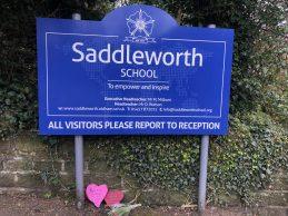 Sadd School and stones