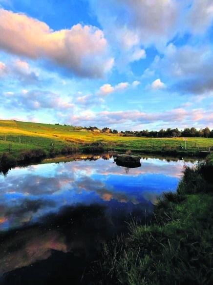 Saddleworth Captured - Melanie Lamb