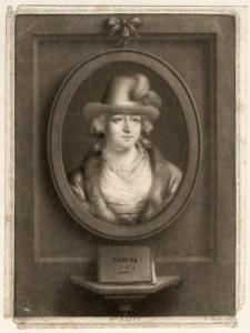 by William Pether, mezzotint, 1793