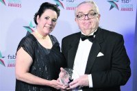 Optician director's spec-tacular recovery merits special award